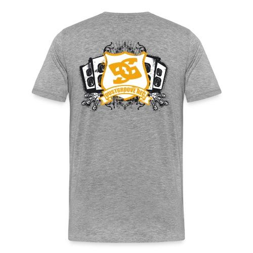 Dustgroove  - Männer Premium T-Shirt