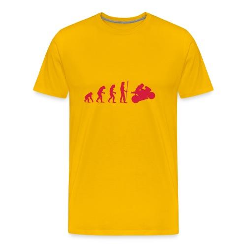 Evolution Motorsport - Männer Premium T-Shirt