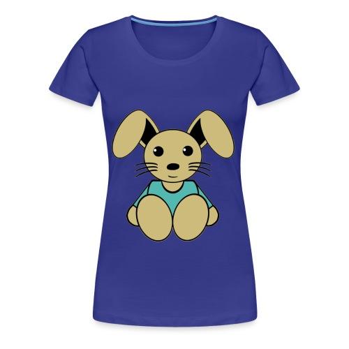 T shirt femme lapin - T-shirt Premium Femme