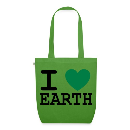 Earth Bag - EarthPositive Tote Bag