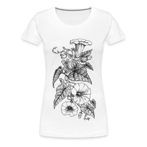 Bindweed - Women's Premium T-Shirt