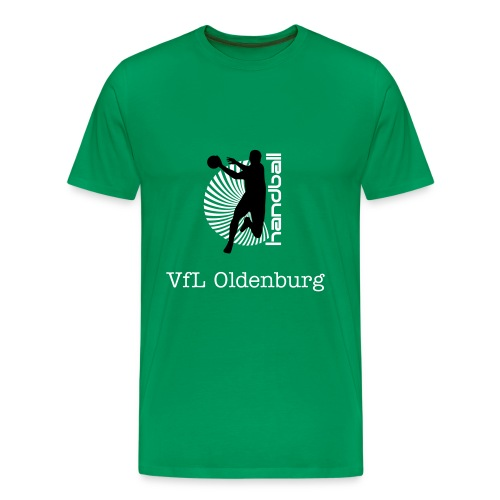 VfL Oldenburg Handball 2 - Männer Premium T-Shirt