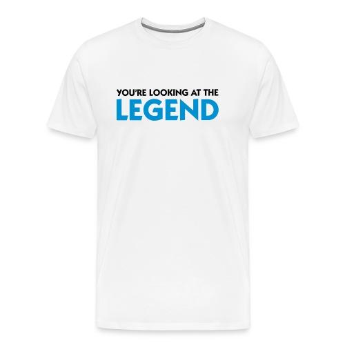 Legend - Männer Premium T-Shirt