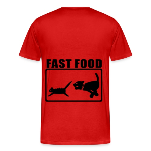 Fastfood - Men's Premium T-Shirt