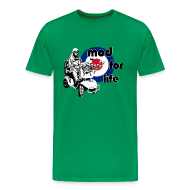 T-Shirts ~ Men's Premium T-Shirt ~ Mod For Life