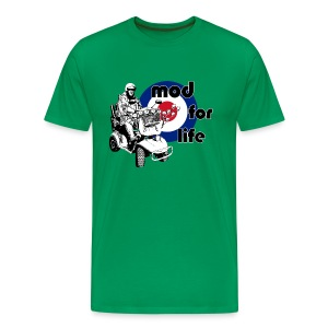 Mod For Life - Men's Premium T-Shirt