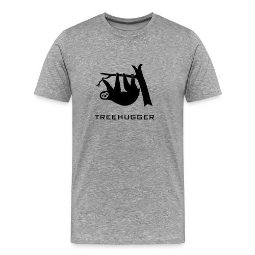 sloth treehugger tree hugging hugger forest nature