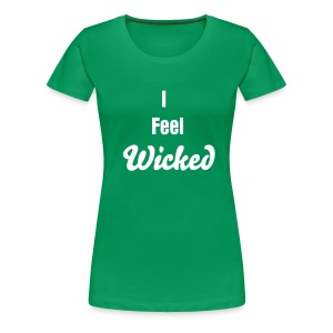 Women's Premium T-Shirt - musicals,wicked