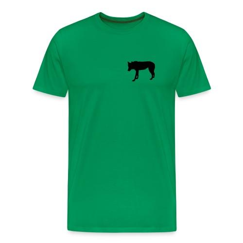 Wolves Patrol T-shirt - Men's Premium T-Shirt