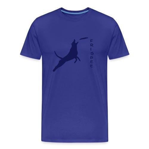 Männer Premium T-Shirt - vorstehen,steh,spread shirt,sitz,platz,dog,chien,aus,Team-Test,T-Shirt,Royal,Rettungshund,Retriever,Rassehund,Outfit,Obedience,Loyal Canin,Longieren,Jaeger,Hunde Shirts,Hund,Flyball,Dog Dancing,Border Collie,Agility weltmeister