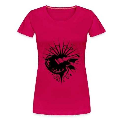 Rock It - Frauen Premium T-Shirt