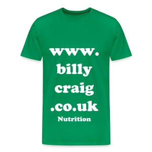 Nutritious Billy - Men's Premium T-Shirt
