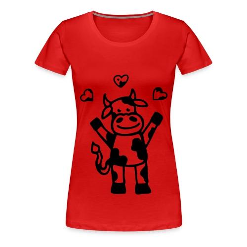 Koe - Vrouwen Premium T-shirt