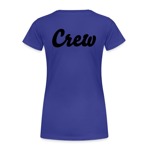 Crew - Vrouwen Premium T-shirt