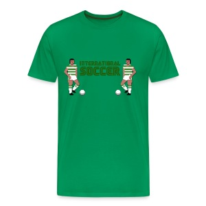 International Soccer - Men's Premium T-Shirt