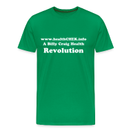 T-Shirts ~ Men's Premium T-Shirt ~ Revolution