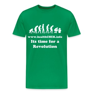 Evolving - Men's Premium T-Shirt