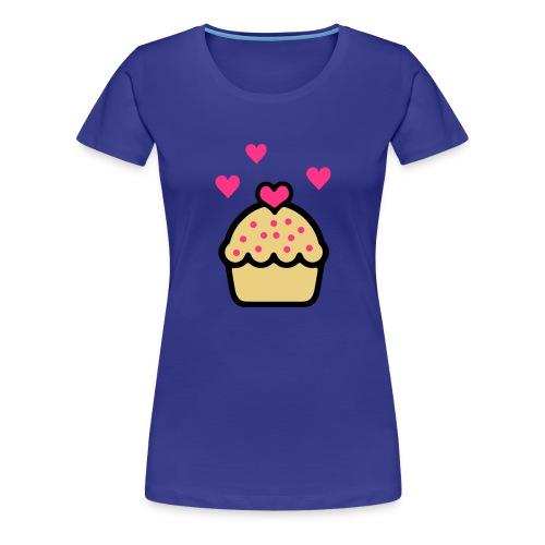 Cupcake - Women's Premium T-Shirt