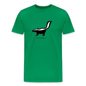 Shirt Stinktier Stinker stinkerchen skunk tiershirt shirt tiermoriv - Männer Premium T-Shirt
