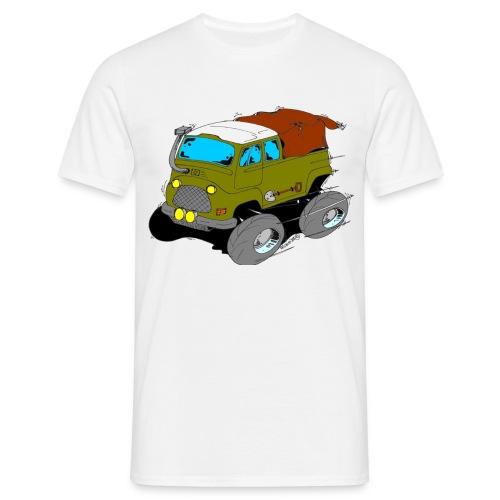 L'estafette de Raid à Donf ! - T-shirt Homme