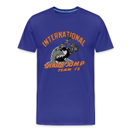 T-Shirts ~ Men's Premium T-Shirt ~ International Shark Jump Team