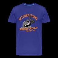 T-Shirts ~ Men's Premium T-Shirt ~ International Shark Jump Team
