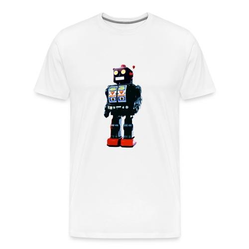 Robot T-Shirt - Men's Premium T-Shirt