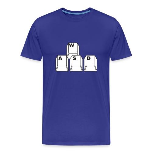 Keyboard T-Shirt - Men's Premium T-Shirt