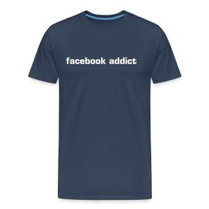 FB addict - T-shirt Premium Homme