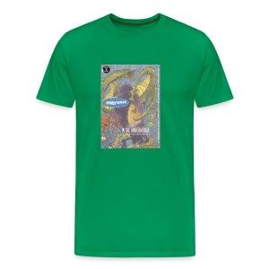 Universe Mission Accomplished Event flyer - Men's Premium T-Shirt