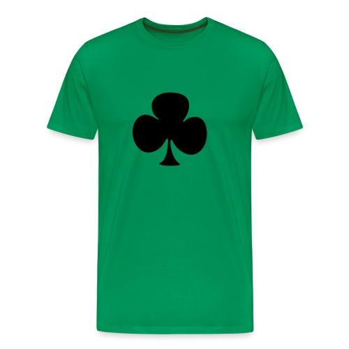 Cooles Poker Hemd - Männer Premium T-Shirt
