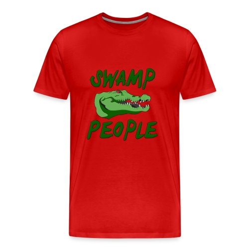 Swamp People - Men's Premium T-Shirt