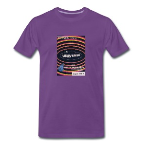 Universe Out of this World event Flyer - Men's Premium T-Shirt