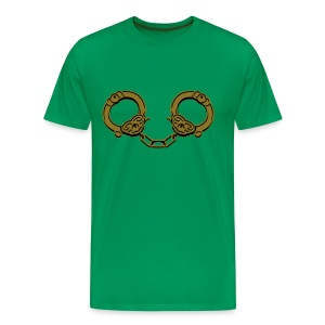 Uncuff Me-Gold - Men's Premium T-Shirt