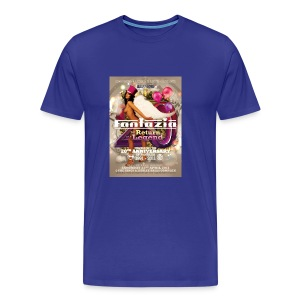 Fantazia 20th Anniversary event flyer t-shirt  - Men's Premium T-Shirt