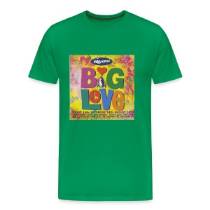 Universe Big Love Event flyer - Men's Premium T-Shirt