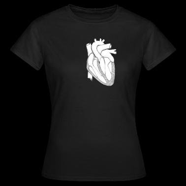 Anatomically Correct Heart T-Shirts