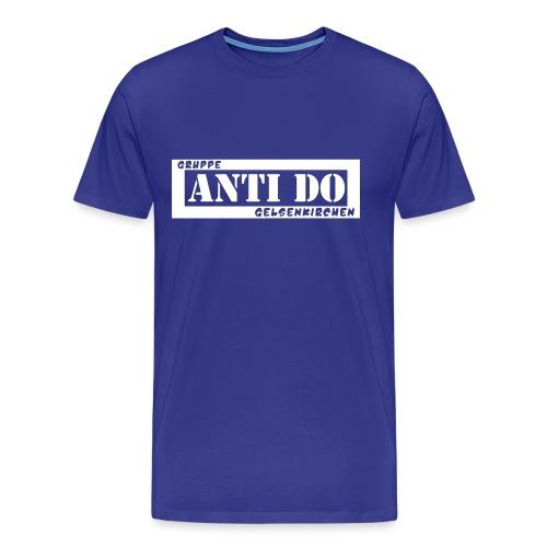 Anti DO Shirt - Männer Premium T-Shirt