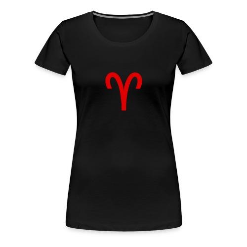 T-shirt donna Ariete - Maglietta Premium da donna