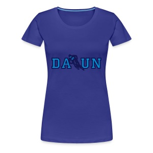 College - Frauen Premium T-Shirt