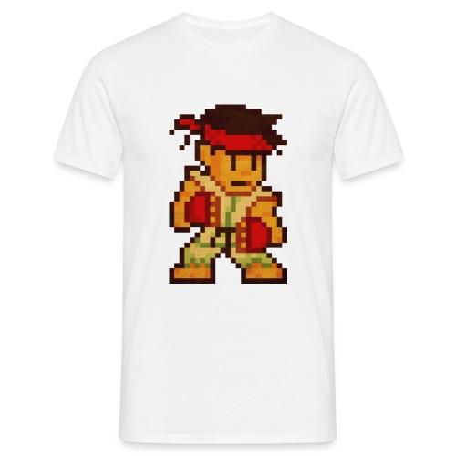 Pixelfighter - Männer T-Shirt