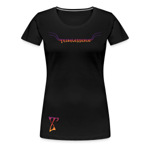 Tribalessence Tribal arc - Women's Premium T-Shirt