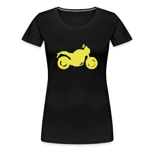 Monster Lady tshirt - Women's Premium T-Shirt