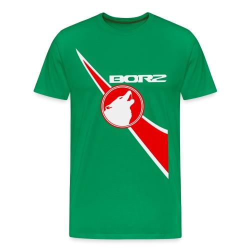 BORZ - Men's Premium T-Shirt