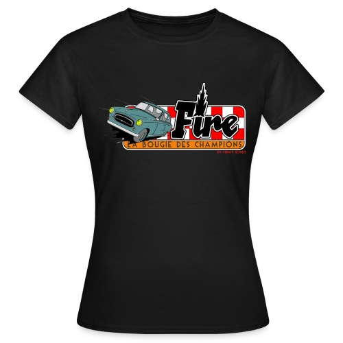 403 FIRE - T-shirt Femme