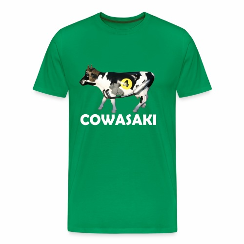 Cowasaki - Men's Premium T-Shirt