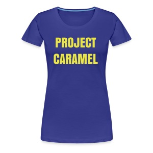 Project Caramel Tee BY - Women's Premium T-Shirt