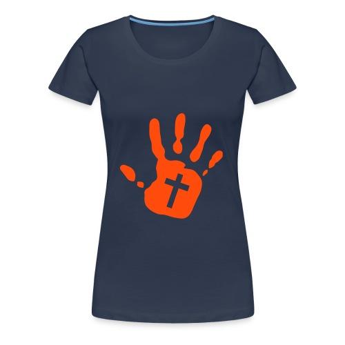 handycrist - Maglietta Premium da donna
