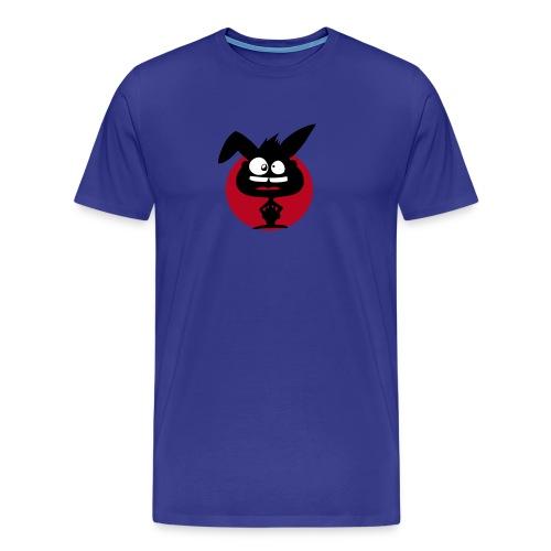 Doerak schim - Mannen Premium T-shirt