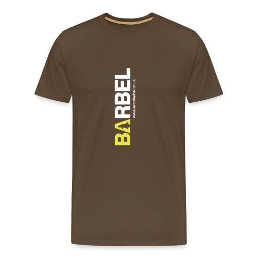 barbel_tag - Men's Premium T-Shirt